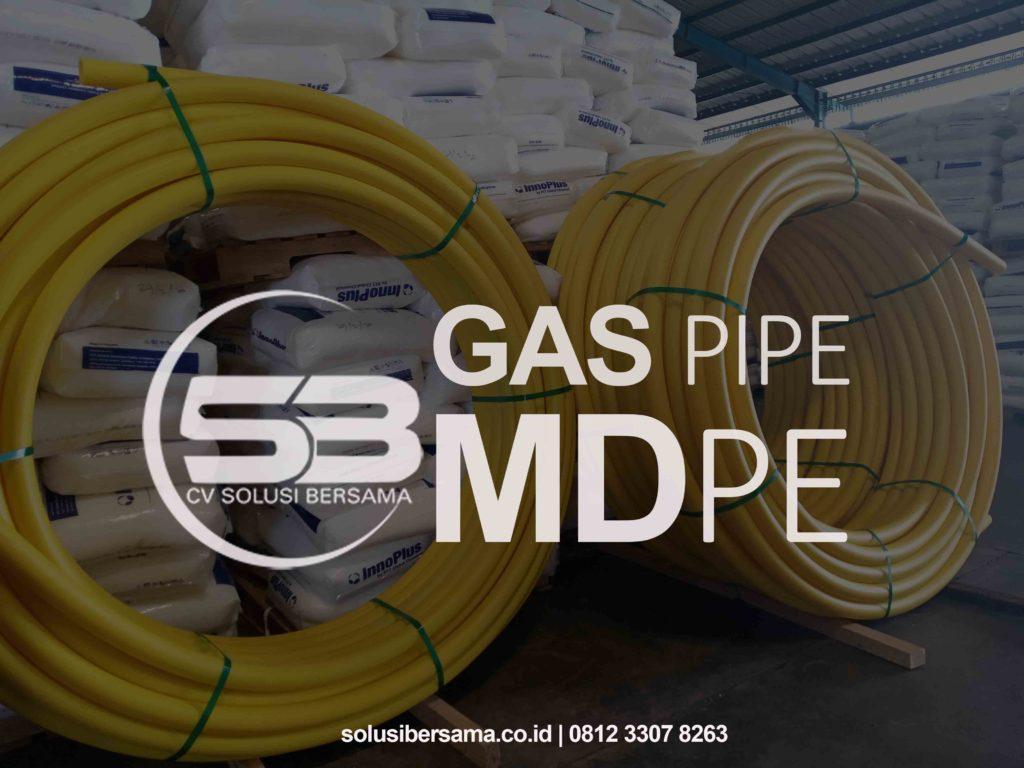 Pipa Jaringan Migas dengan MDPE / PE-80 http://hargapipahdpesurabaya.com/