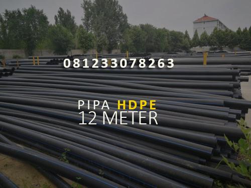 Pipa HDPE 12 Meter http://hargapipahdpesurabaya.com/pipa-hdpe-panjang-12-meter-batang-surabaya/